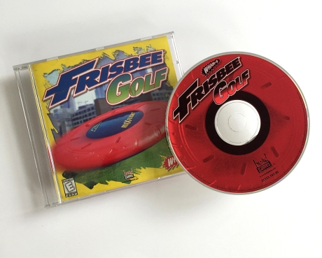 Frisbee_PC_Game